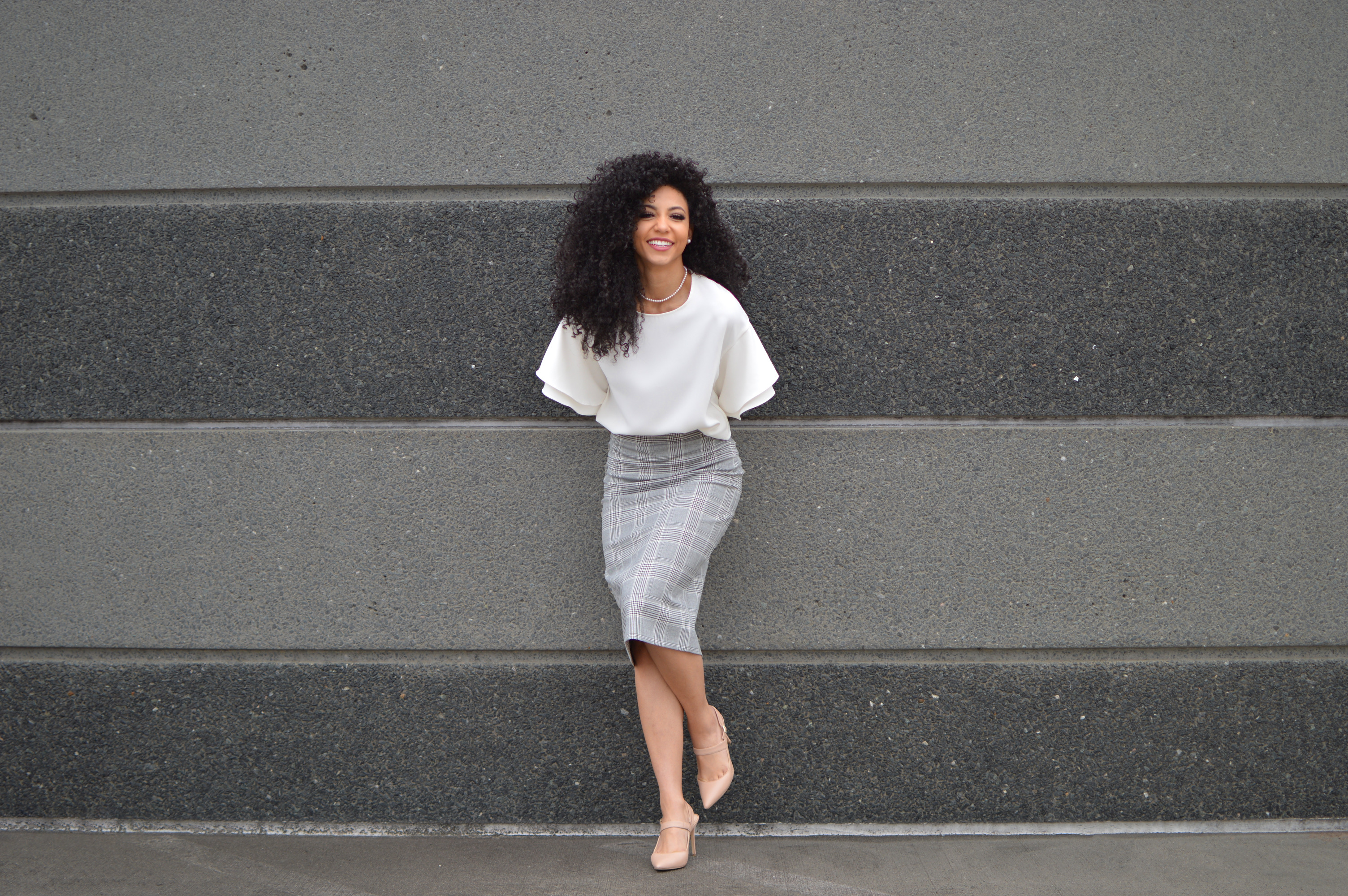"""a3301e429c1 You get super attorney and fashion designer Cheslie Kryst! Read on to learn  about her life as attorney and how she can help you take the """"work"""" out of  work ..."""